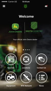 South Country Equipment poster