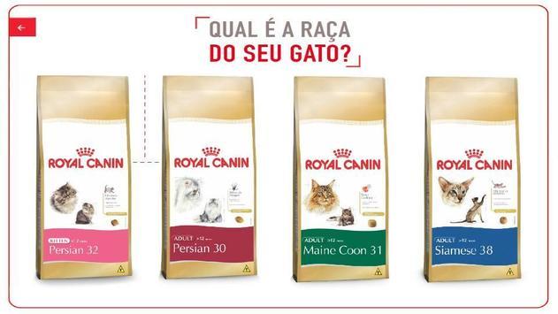 Ação Royal Canin apk screenshot