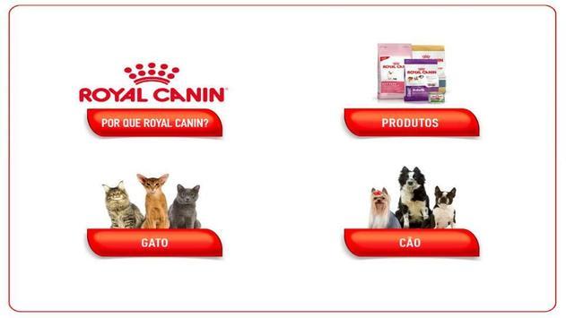 Ação Royal Canin poster