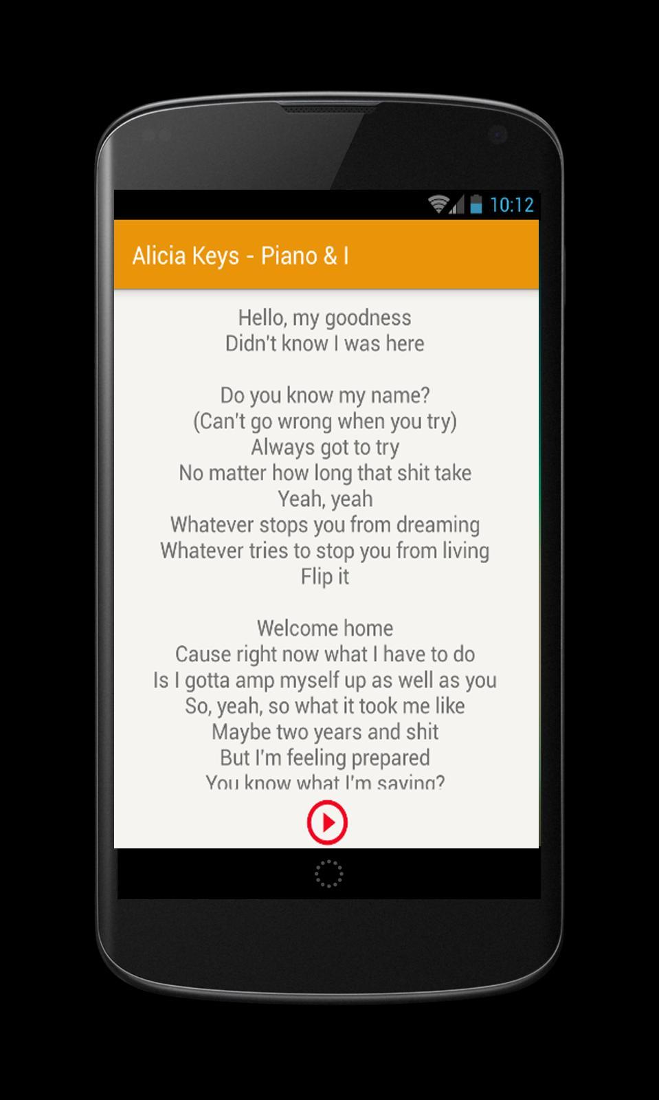 Alicia Keys If I Ain T Got You Audio Download alicia keys if i ain't got you for android - apk download