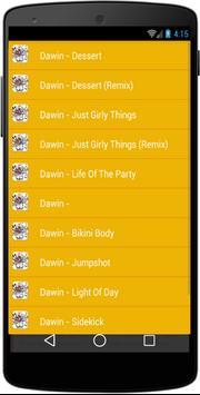 Dawin Dessert poster