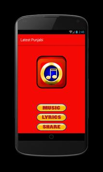 Latest Punjabi Songs poster