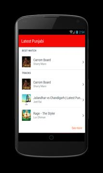 Latest Punjabi Songs screenshot 2