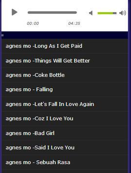 Agnes mo screenshot 1