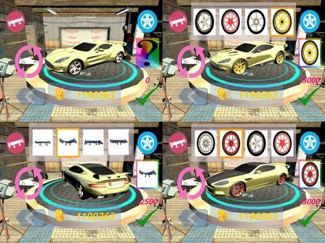 Fast And Drift: ASTON apk screenshot