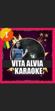 Karaoke Vita Alvia poster