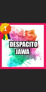 Lagu Despacito Versi Jawa poster