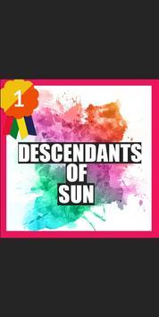 Lagu OST Descendants of Sun poster