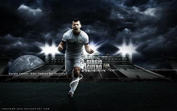 Aguero Wallpapers HD apk screenshot