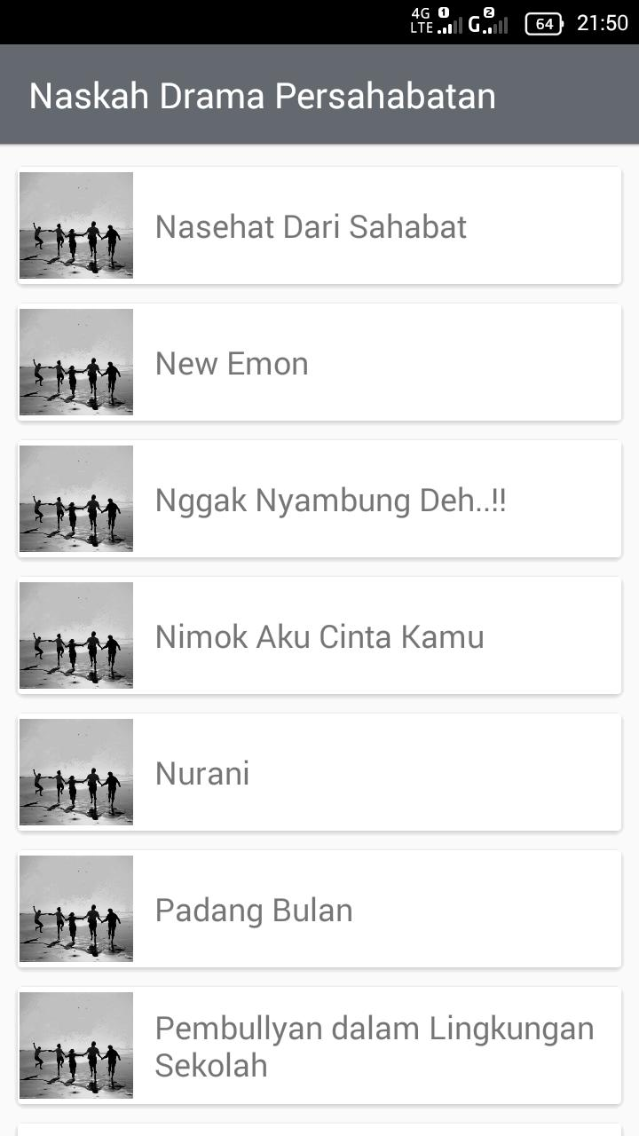 Kumpulan Naskah Drama Lengkap For Android APK Download