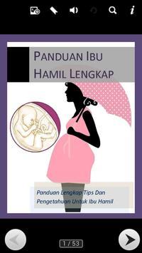 Panduan Ibu Hamil Lengkap poster