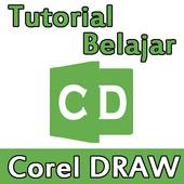 Tutorial Belajar Coreldraw icon