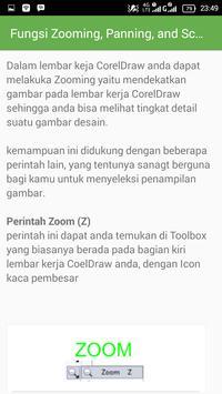 Tutorial Belajar Coreldraw screenshot 4