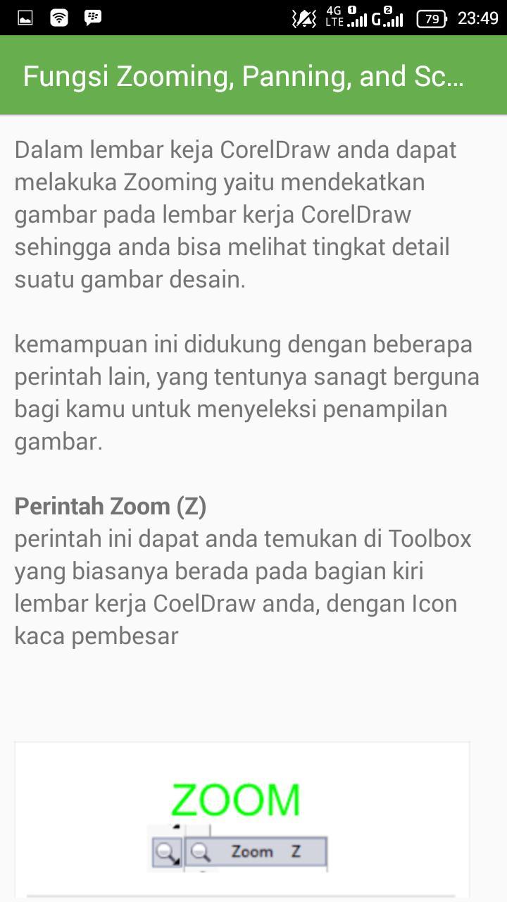 Tutorial Belajar Coreldraw For Android APK Download