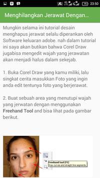 Tutorial Belajar Coreldraw screenshot 9