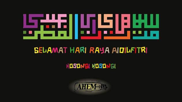 AHEM Card Raya screenshot 3