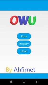 OWU - One Word UP apk screenshot