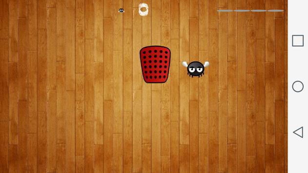 لعبة صيد الذباب apk screenshot