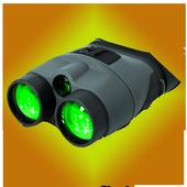 كاميرا التجسس الليلي - مزحة icon