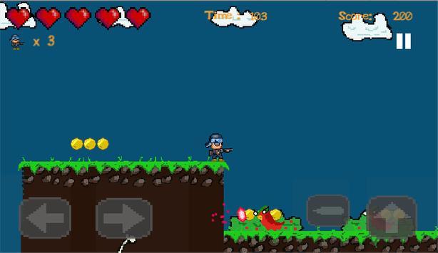 Fearless screenshot 1