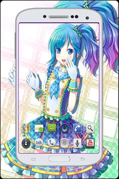 Aikatsu Friend Idol Wallpapers Art screenshot 3