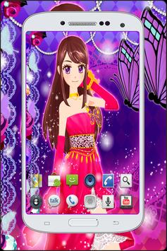 Aikatsu Friend Idol Wallpapers Art screenshot 1
