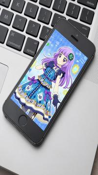 Aikatsu Friends Wallpapers apk screenshot