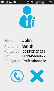 Private Contacts apk screenshot