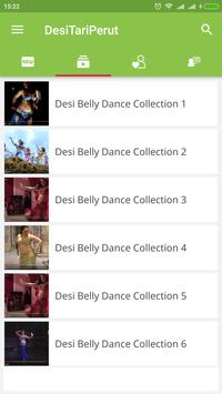 Desi Belly Dance Collection poster