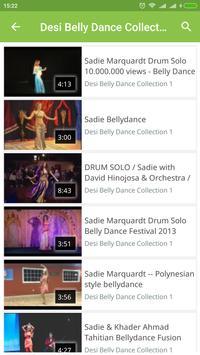 Desi Belly Dance Collection screenshot 1