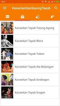 Kesenian Tayub Jawa New screenshot 1