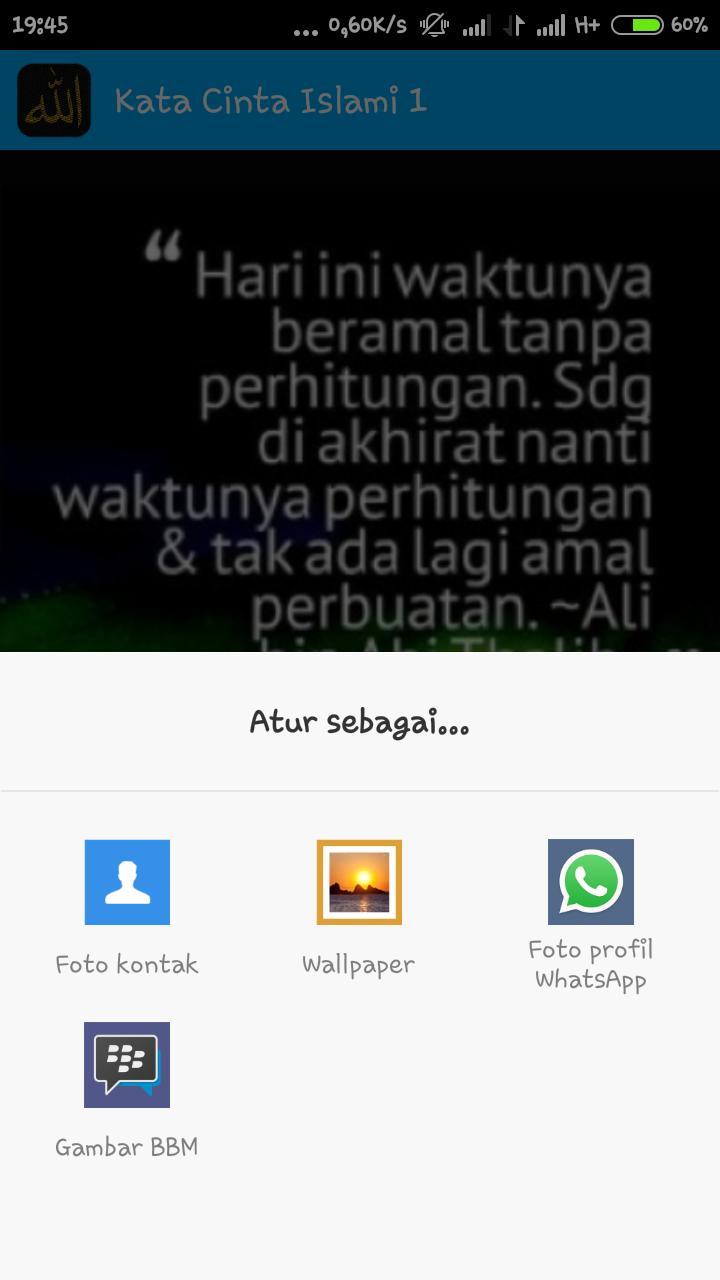 Kata Kata Cinta Islami Für Android Apk Herunterladen