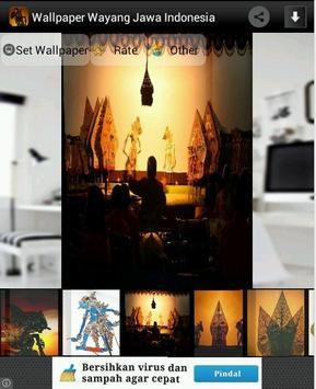 Wallpaper Wayang Jawa apk screenshot