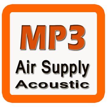 Air Supply Hits Acoustic poster