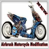 AirbrushMotorcycleModification icon