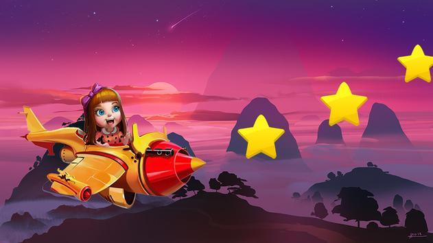Aircraft Ladybug Dash apk screenshot