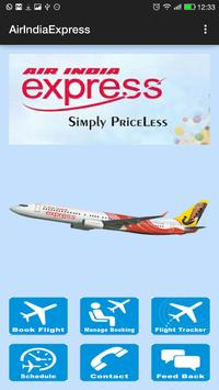 Air India Express poster