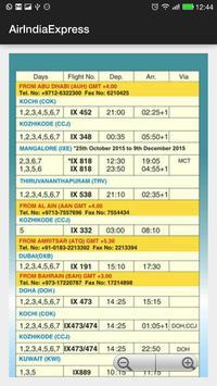 Air India Express screenshot 7