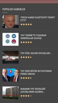 AirlineHaber apk screenshot