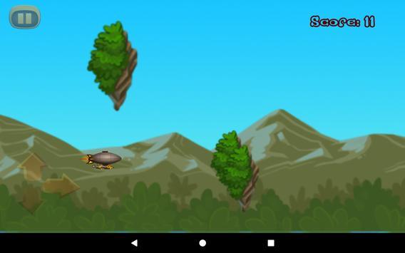 Airship Survival apk screenshot