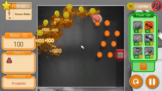 Meatball Factory apk screenshot
