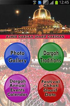 Ajmer Dargah Sharif Darshan poster