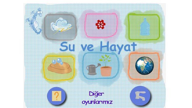 Su ve Hayat - Okul Öncesi screenshot 8