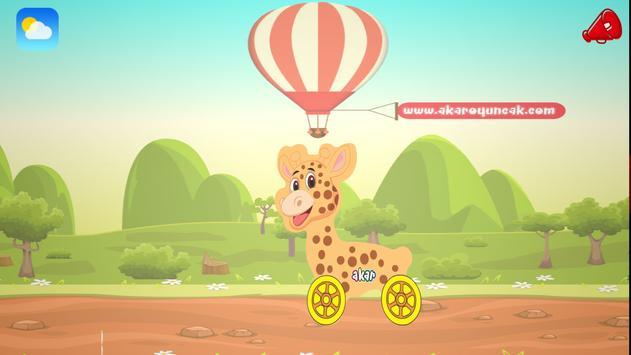 Akar Oyuncak Animal Cars apk screenshot
