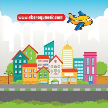 Akar Oyuncak City Cars poster