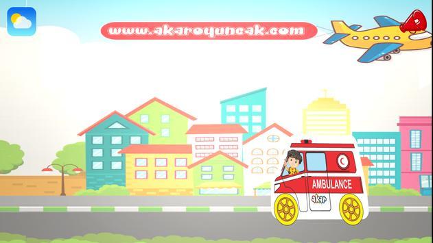 Akar Oyuncak City Cars apk screenshot