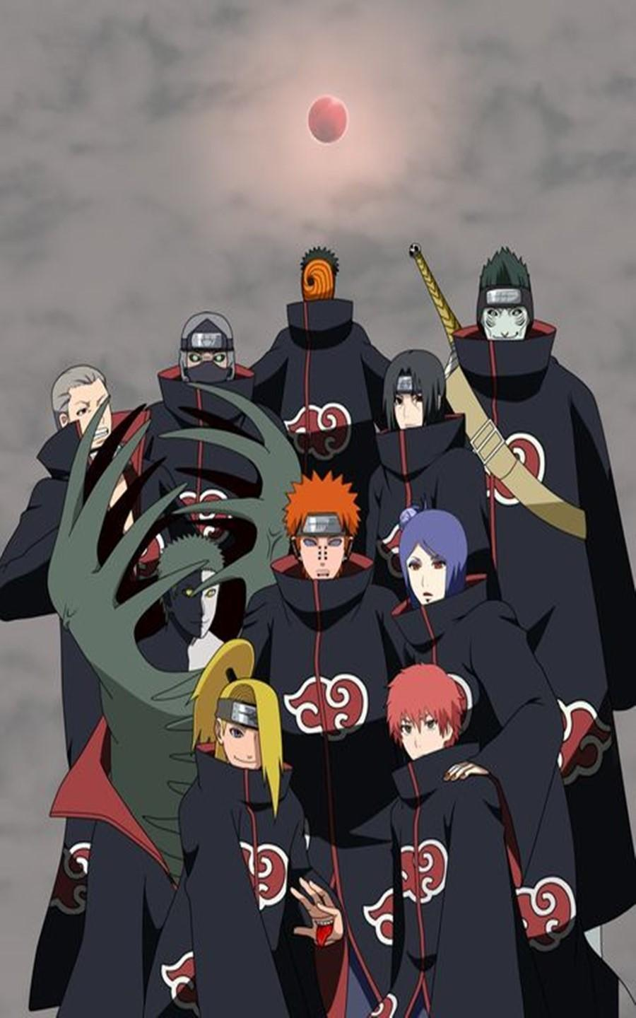 Akatsuki Wallpaper For Android Apk Download