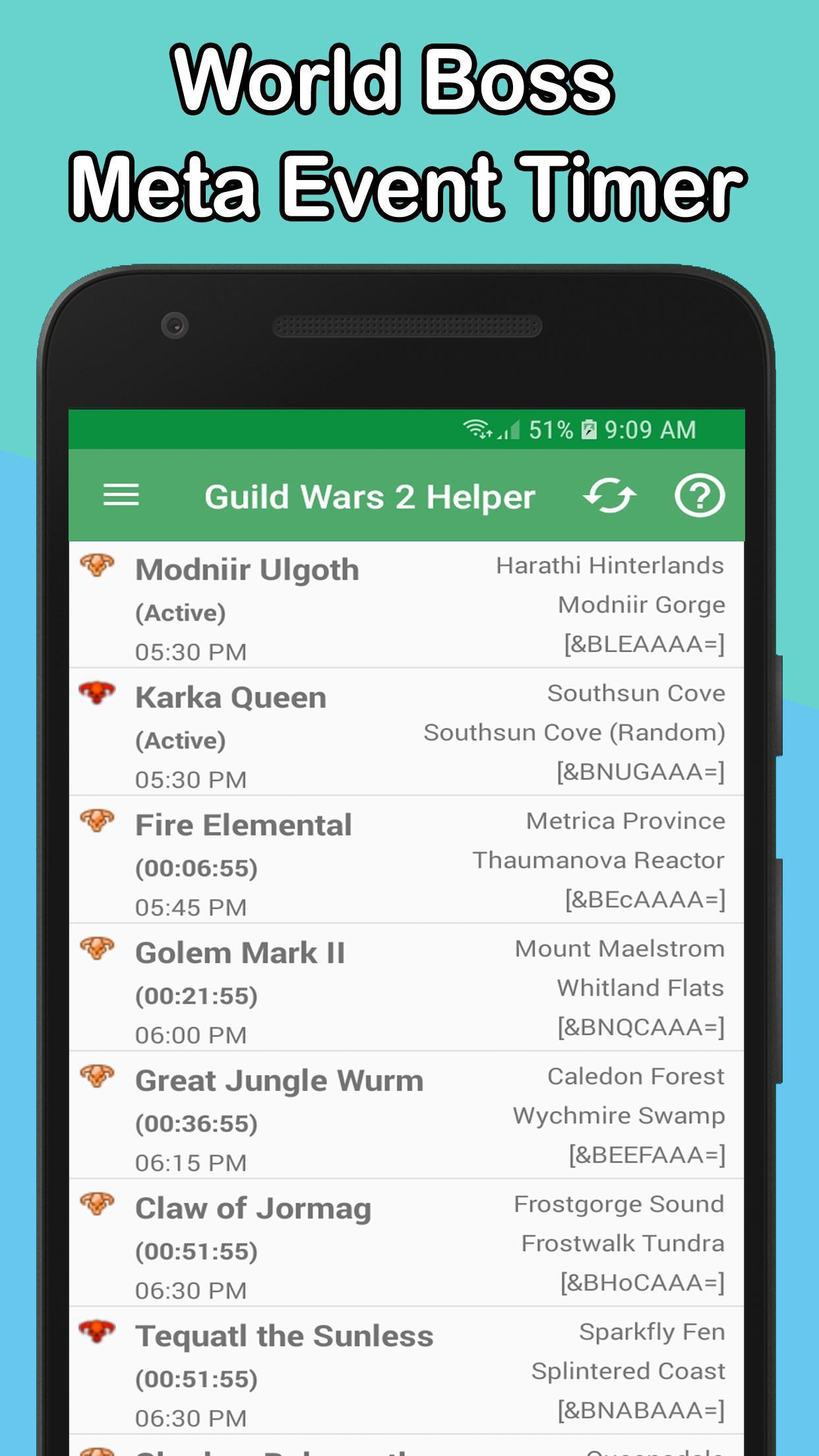 Guild Wars 2 Helper for Android - APK Download