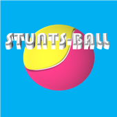Stunts-ball icon