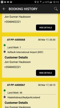 Trip  Apparat Driver apk screenshot